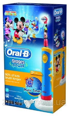 Oral-B Braun D10.513K Mickey Mouse