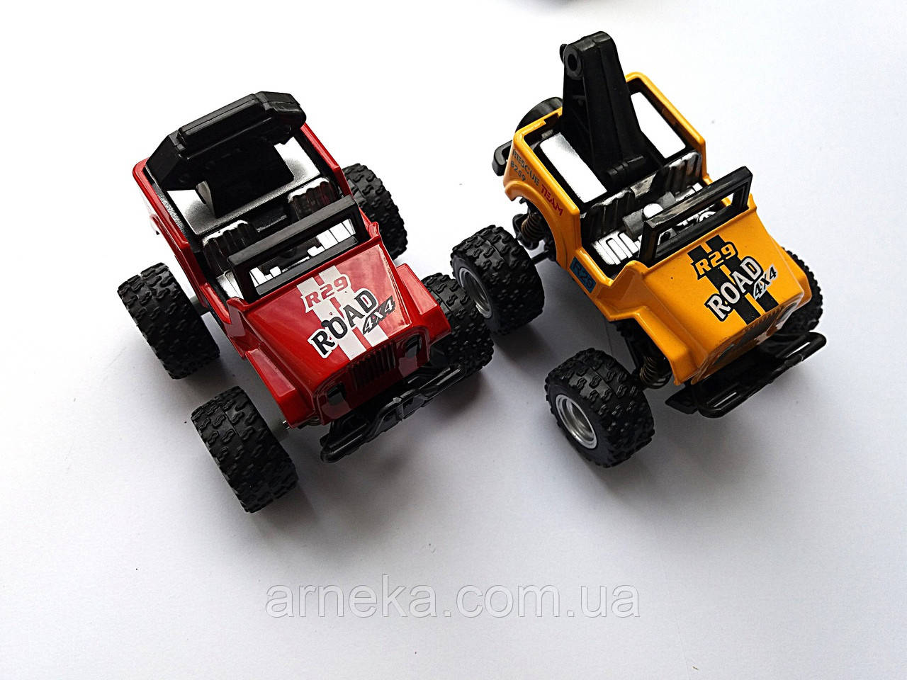 Машинки металлические 8 см на амортизаторах
