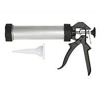 Пистолет для силикона в тубе 600мл