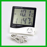Цифровой термометр с выносным датчиком HTC-2!Опт