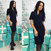 Платье футляр миди длины, фото 3