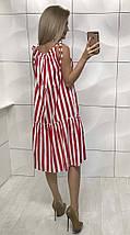 Платье с большим воланом свободного фасона, фото 3