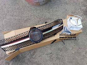 Замена решетки радиатора на Mercedes CLS w219 (хром) 5