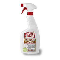 8in1 Natures Miracle Hard Floor Cleaner уничтожитель пятен и запахов для всех видов полов (спрей) 709мл