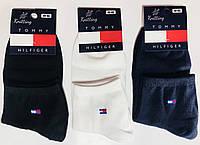 Носки спортивные Tommy Hilfiger размер 41-45 ассорти