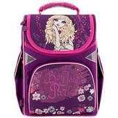 """Школьный каркасный рюкзак GoPack GO18-5001S-3 """"Bon Jour Paris (34-26-13 см)"""