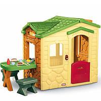 Дом садовый детский игровой Пикник Little Tikes 172298