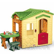 Садовий будинок дитячий ігровий Пікнік Little Tikes 172298