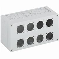 Корпус для установки штепсельных розеток AKi1-1L