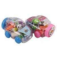 Набор детский для лепки пластилином (моделин) ''Машина''