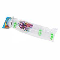 Набор для плетения браслетов станок+ 200 шт резинок.