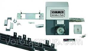 Автоматика для откатных ворот Sommer SM 40 T (комплект)