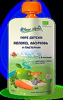 Пюре детское овощное  с 6 мес, Fleur Alpine