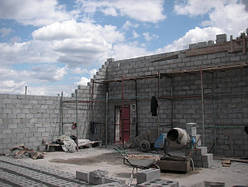 Види матеріалів, з яких будують стіни