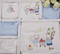 Первая одежда для новородженных