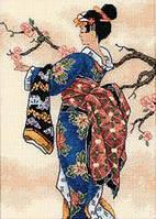 Набор для вышивания крестом Маи/Mai DIMENSIONS 06760