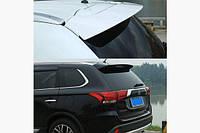 Спойлер крышки багажника Mitsubishi Outlander 2012-2015 г.в.