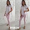 Женский костюм: кофта с джинсами, в расцветках. ПР-14-0618, фото 7