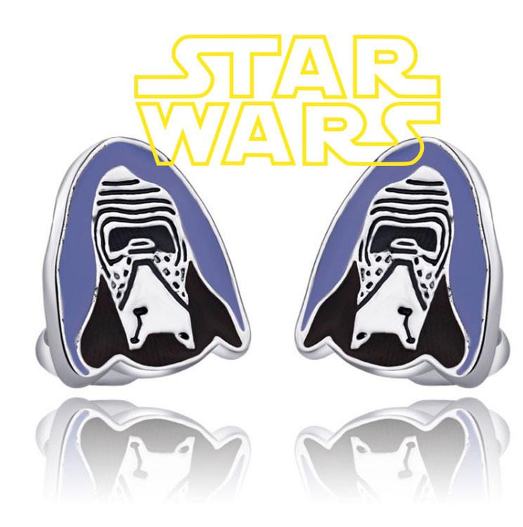 Запонки Дарт Вейдер Звездные войны Star Wars