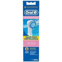 Oral-B Sensitive Clean Zahnbürsten-Wechselköpfe - Насадка для зубной электрощетки