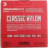 Струны D'Addario Classic Nylon EJ27N-3D Normal Tension 28-43 1 set, фото 5