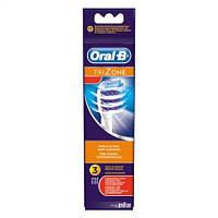 Oral-B TriZone Bürstenköpfe - Насадки-щетки для зубной электрощетки TriZone