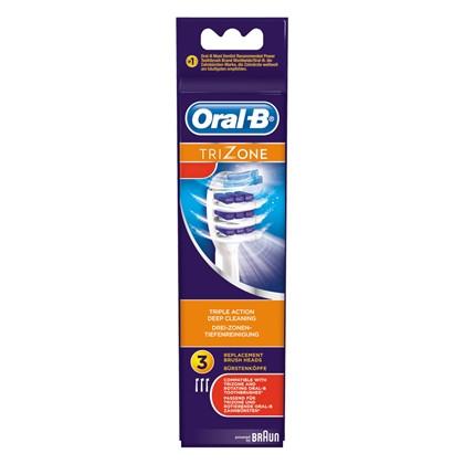 "Oral-B TriZone Bürstenköpfe - Насадки-щетки для зубной электрощетки TriZone - Интернет-магазин ""Altro"" в Ужгороде"
