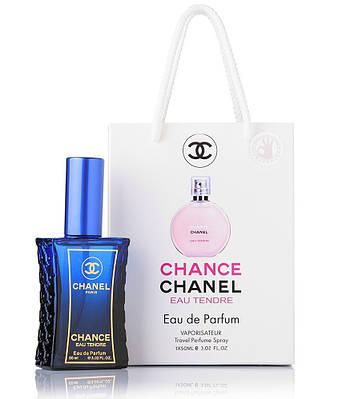 Подарочная мини-парфюмерия Chanel Chance Eau Tendre 50 мл