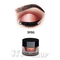 Рассыпчатые тени для век Inglot AMC Pure Pigment Eye Shadow №86, 2 г