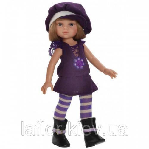 Кукла Paola Reina Карла в фиолетовом