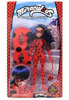 Кукла Леди Баг с маской  26 см, Miraculous, фото 1