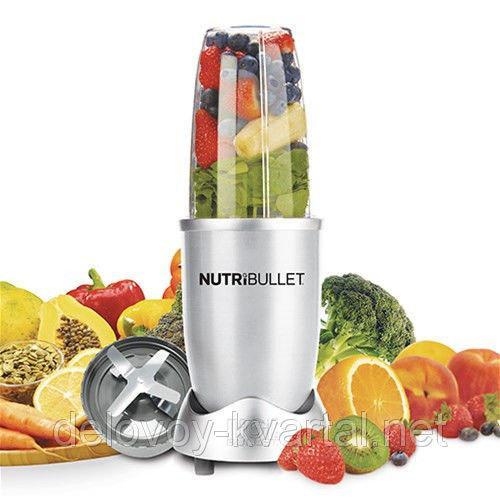 Кухонный процессор Нутрибуллит 600Вт 5 предметов (NutriBullet)
