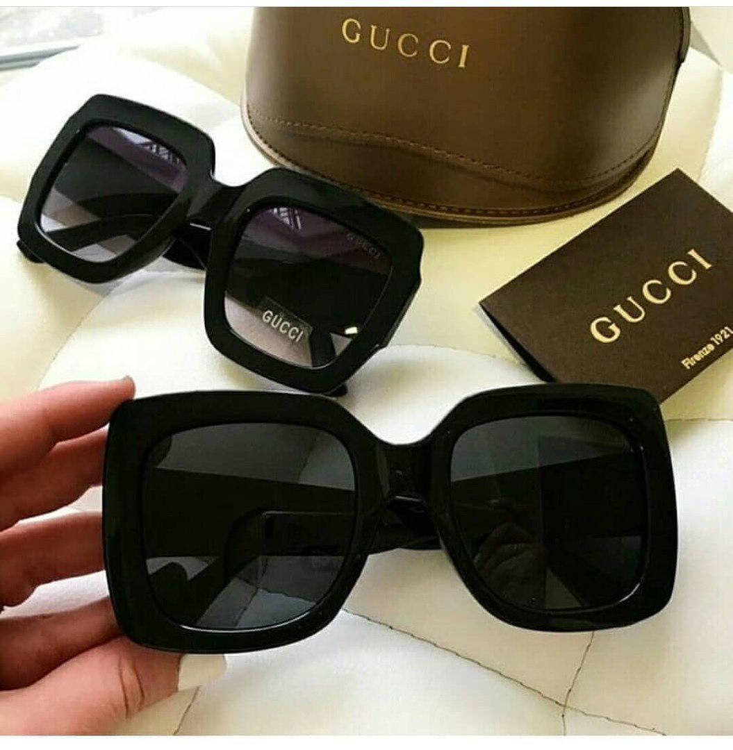 Очки Gucci 2018, солнцезащитные очки Гуччи черные  продажа, цена в ... a1f9353c911