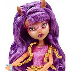 "Лялька Monster High ""Примарно"" Getting Ghostly - Клодін Вульф (Призрачно - Клоудин Вульф)"