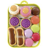 Набор пирожных с подносом Ecoiffier