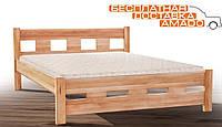 Кровать Space 160х200 (бук)