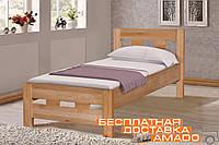 Кровать Space 90х200 (бук)