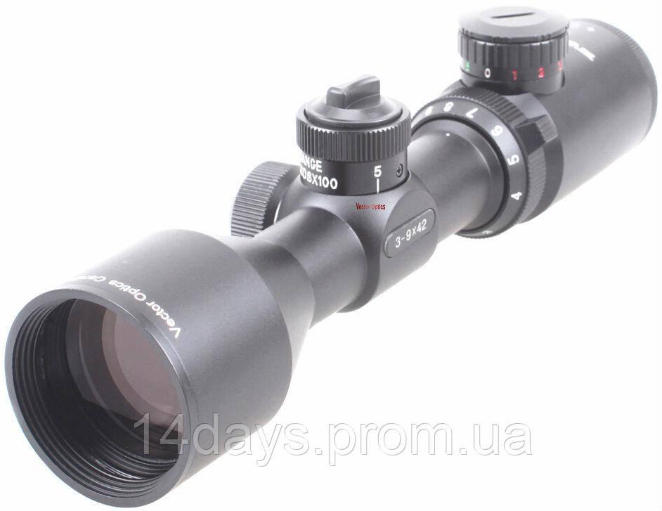 Оптический прицел Vector Optics Cerato 3-9x42CE