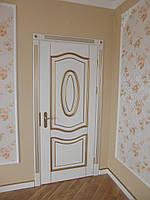 Двері шпоновані на замовлення