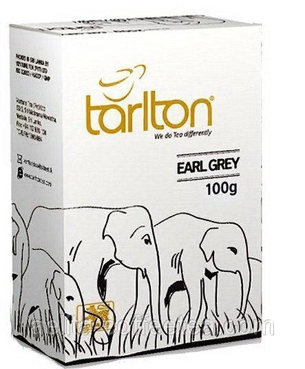 Чай чёрный Tarlton Earl Grey 100 гр
