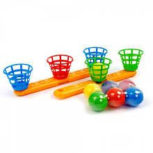 Баскетбол, в пак. 45*16см, ТМ M-toys (20шт)