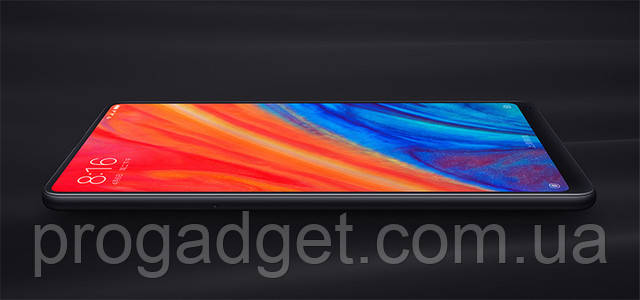 Xiaomi Mi Mix 2S black - черный безрамочный смартфон 5.99 FullHD+, Snapdragon 845 Global Version Face ID