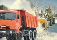 Уборка снега - Погрузка снега - Вывоз снега Киев - фото 2