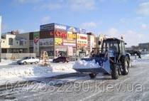Уборка снега - Погрузка снега - Вывоз снега Киев - фото 3