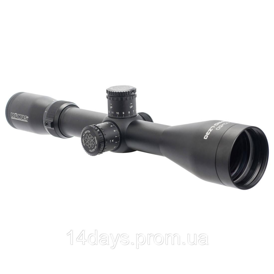 Оптический прицел Konus KonusPro LZ-30 2.5-10x50 EWF 30/30 IR