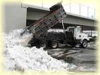 Уборка снега - Погрузка снега - Вывоз снега Киев