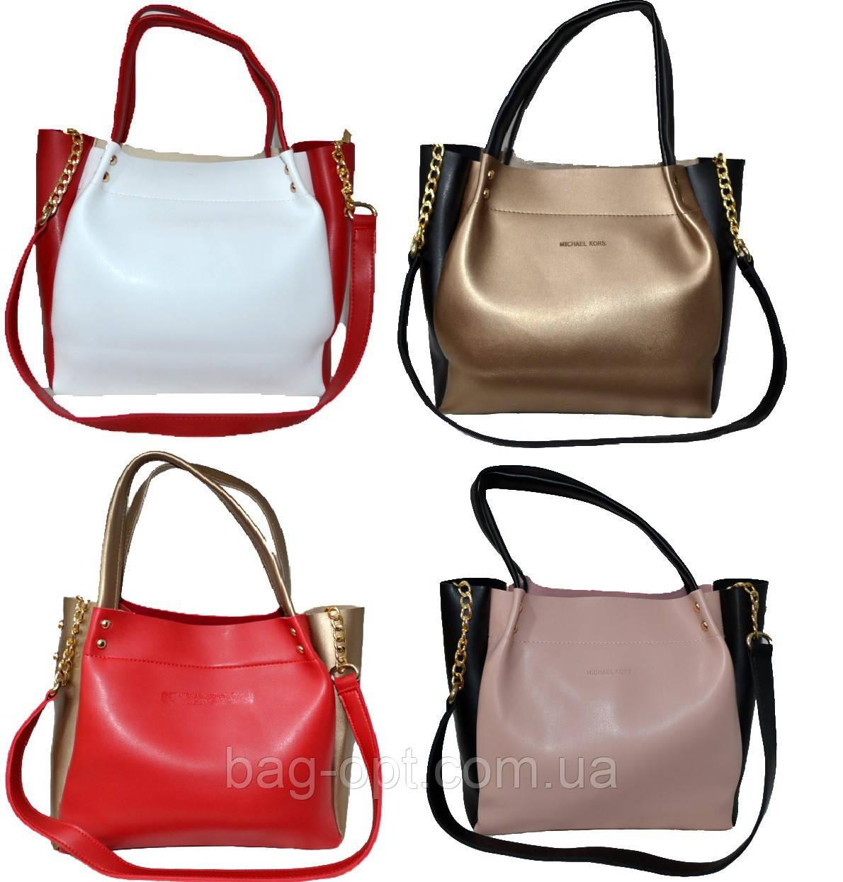 8e66a0d2037f Женская сумка с вставками бренд MK (25*26*11): продажа, цена в ...