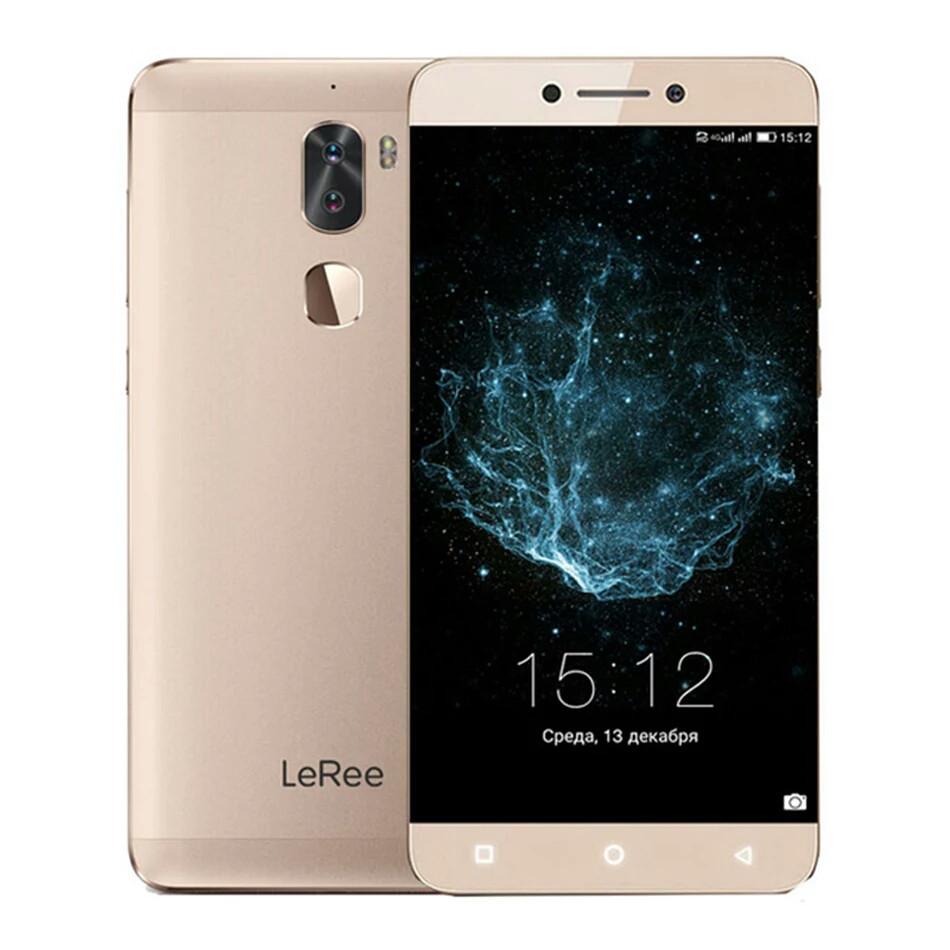 Смартфон Leeco leRee Le 3\Leeco cool1 3/32 Gold ГЛОБАЛ