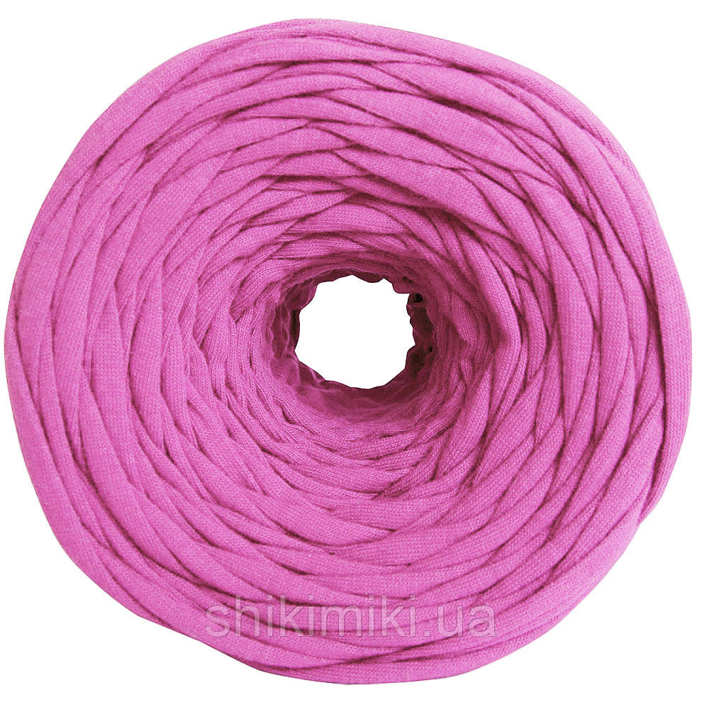 Трикотажная пряжа Pastel XL , цвет Ярко розовый