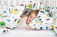 Цвет постельного белья для детей — какой выбрать?